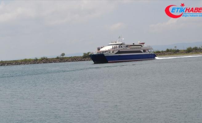 İDO'nun Tekirdağ-Marmara Adası-Avşa deniz otobüsü seferleri başladı