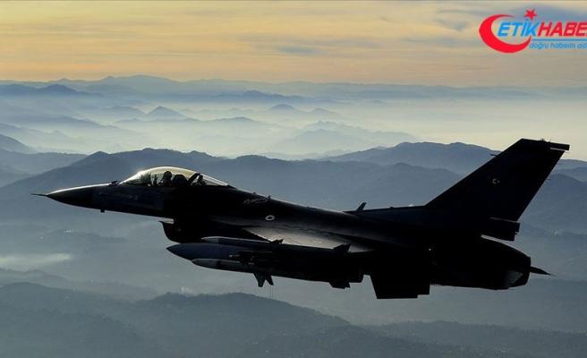 Gara'da 7 PKK'lı terörist etkisiz hale getirildi