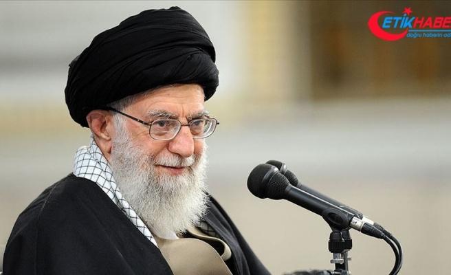 İran lideri Hamaney, Trump'ın tehdidine yanıt verdi