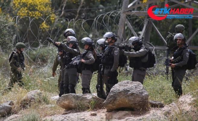 İsrail güçleri Batı Şeria'da 23 Filistinliyi gözaltına aldı