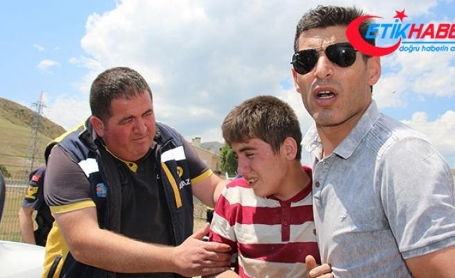Kayıp Mustafa 18 saat sonra bulundu! 'Götürmeyin, kızarlar' diye ağladı