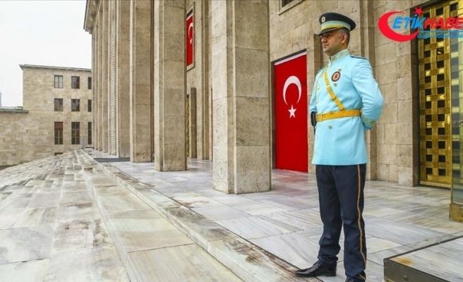 Kuvvet komutanları artık şeref kapısından giriş yapamayacak