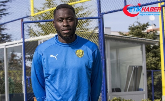 MKE Ankaragücü Moke ile 2 yıllık sözleşme imzaladı