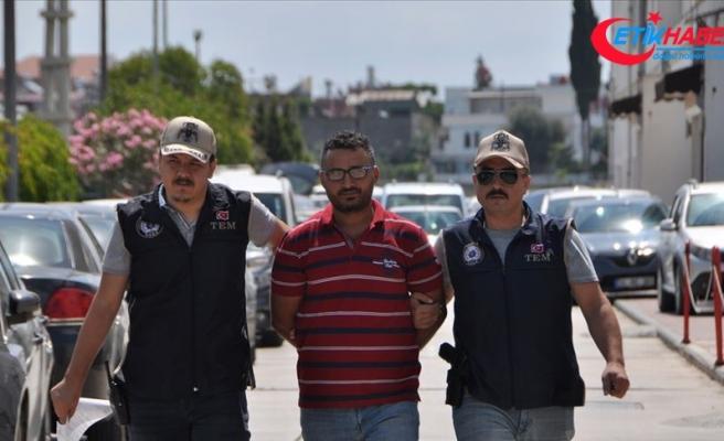 Polisin şehit edilmesiyle ilgili firari hükümlü yakalandı