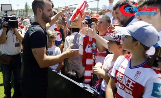 """Roberto Soldado: """"Granada büyük bir aile"""""""
