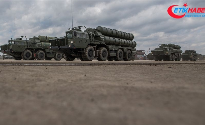 Rusya Çin'e S-400 sevkiyatının ikinci etabına başladı