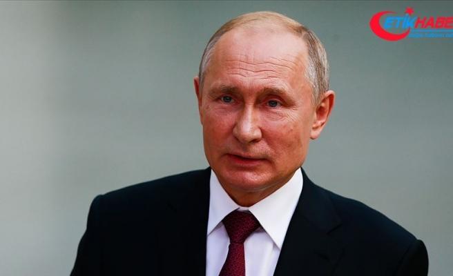 Rusya Devlet Başkanı Putin: Rusya ve Türkiye'nin çabaları uluslararası istikrar unsuru