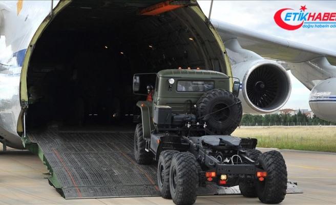 S-400'lerin intikali devam ediyor