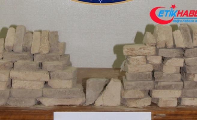 Şanlıurfa'da 35 kilo eroin ele geçirildi