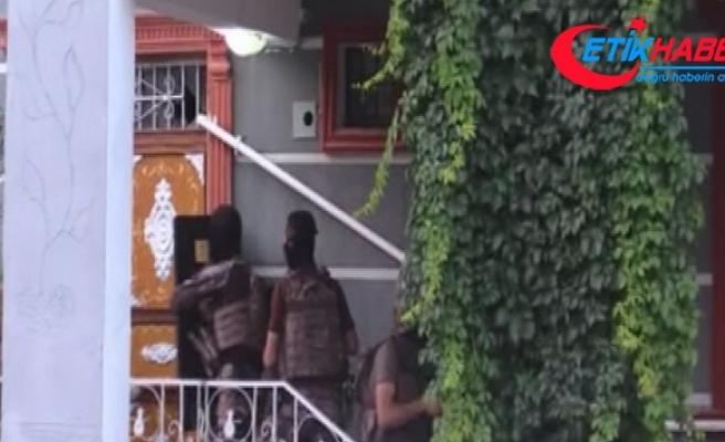 Şanlıurfa'da drone ile yasa dışı bahis operasyonu: 18 tutuklama