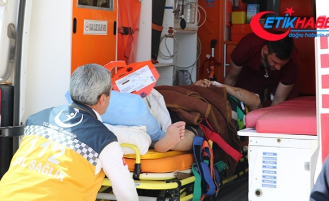 Sivas'ta trafik kazası: 2'si ağır 4 yaralı