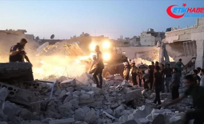 Suriyeli muhalifler İdlib'teki sivillerin korunması çağrısında bulundu