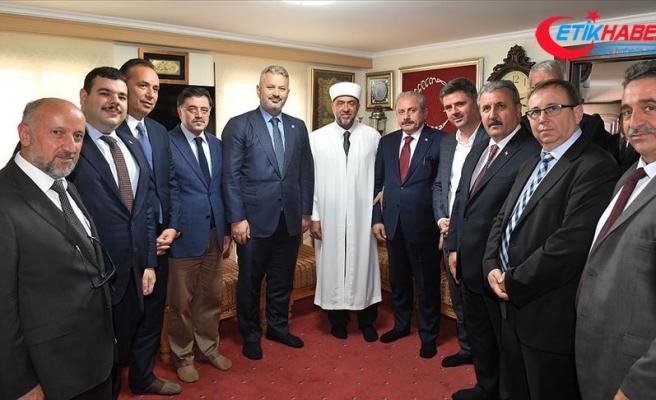 TBMM Başkanı Şentop: Türkiye vatandaşların haklarına riayet eden bir ülke