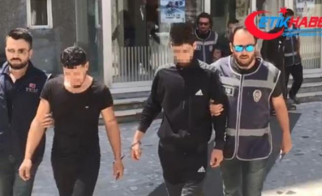 Tekirdağ'da DEAŞ operasyonu: 2 tutuklama