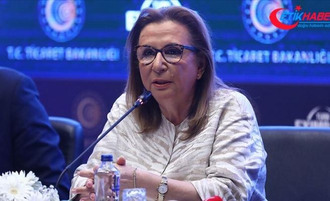 Ticaret Bakanı Pekcan: Eximbank'ın ihracatçılara 48,4 milyar dolar destek vermesini hedefliyoruz