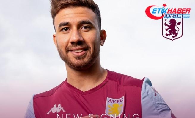 Trezeguet Aston Villa'da