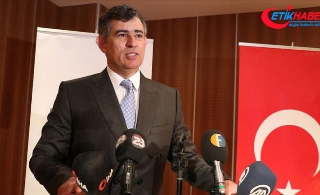 Türkiye Barolar Birliği Başkanı Feyzioğlu: Yargı reformu paketi Türkiye'nin önünü açacaktır