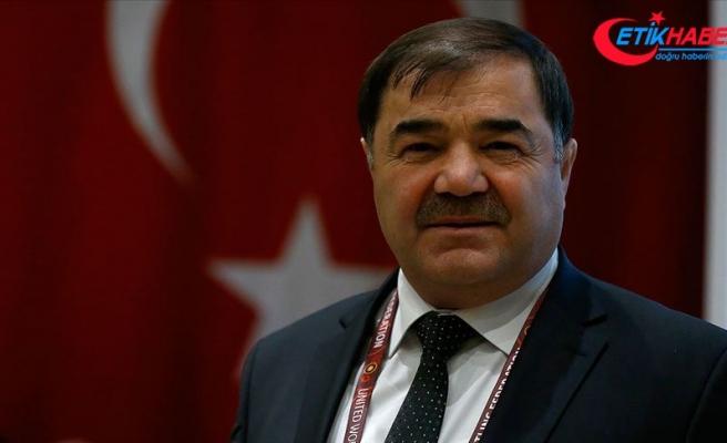 Türkiye Güreş Federasyonu Başkanı Aydın: Hedefimiz 18 kotanın tamamını almak