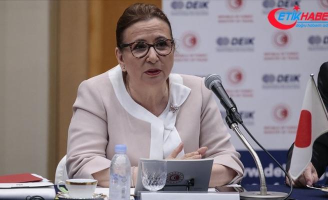 'Türkiye ve Japonya'nın ticari ve ekonomik iş birliği büyük öneme sahip'