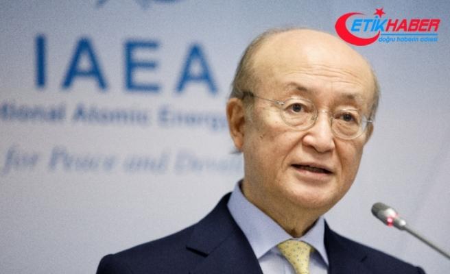 Uluslararası Atom Enerjisi Kurumu Başkanı Yukiya Amano öldü