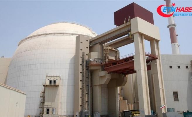 'Uranyum seviyesinin aşılmasını nükleer anlaşmadaki hakkımız olarak görüyoruz'