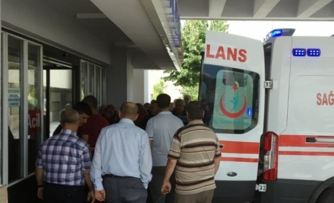 """Valilik: """"EYP'nin patlaması sonucu 2 çocuk öldü"""""""