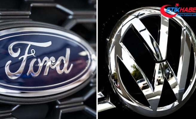 Volkswagen ve Ford'dan 'otonom ve elektrikli araçlar' ittifakı