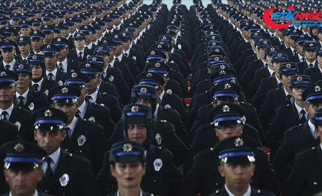 Polis memurluğu başvuruları başladı