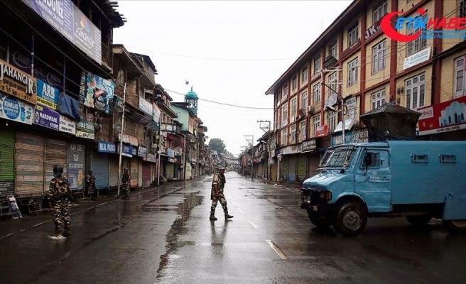 AB'den 'Cammu Keşmir'de siyasi çözüm' çağrısı