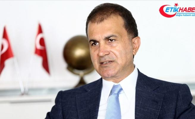 AK Parti Sözcüsü Çelik: Belediye başkanları yanlış yollara tevessül etmişlerdir