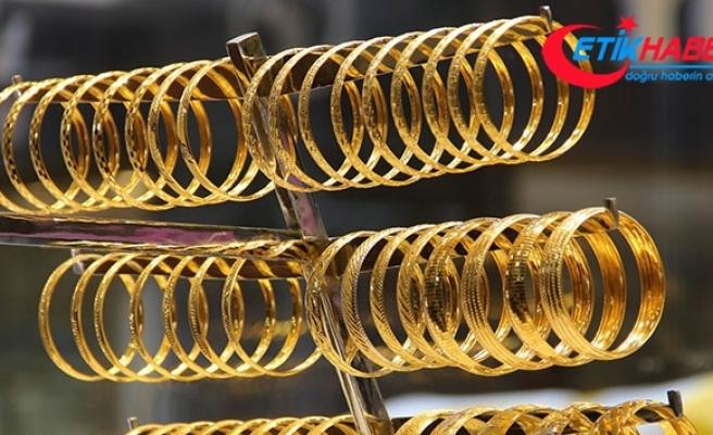 Gram altın 455 lira seviyelerinde