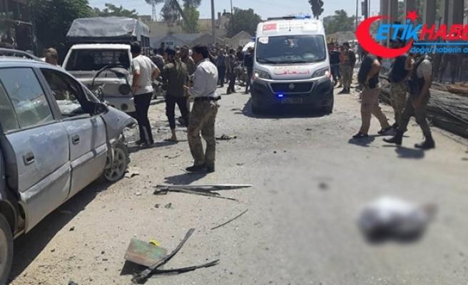 Azez'i kana bulayan terörist yakalandı