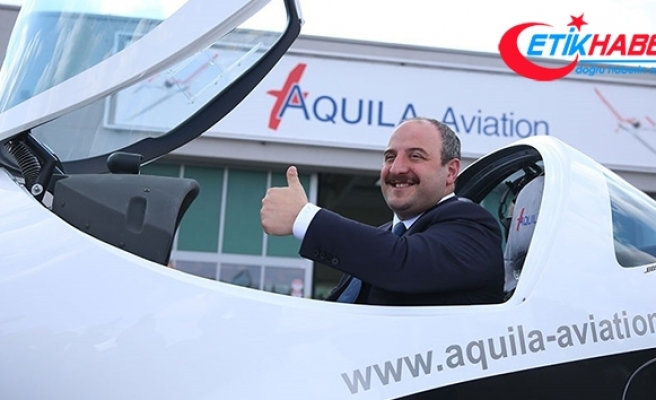Bakan Varank'tan uçak fabrikası müjdesi