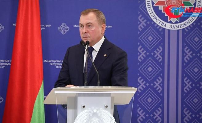 Belarus Dışişleri Bakanı Makey: Türkiye, öncelikli ortağımız