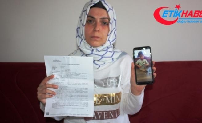 Boşanma aşamasındaki eşi, velayeti annesinde olan çocuğu kaçırdı iddiası