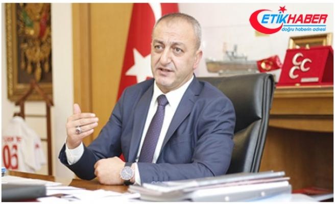 MHP'li Çetinkaya: Ülkü Ocakları Türk milletinin gözbebeğidir