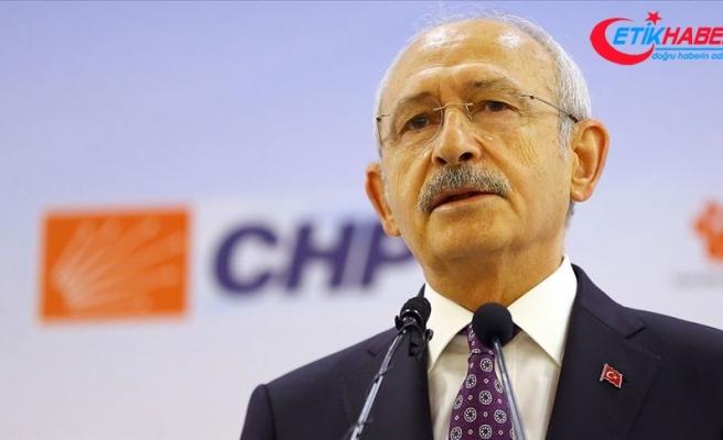 CHP Genel Başkanı Kılıçdaroğlu'ndan 'Barış Pınarı Harekatı' açıklaması