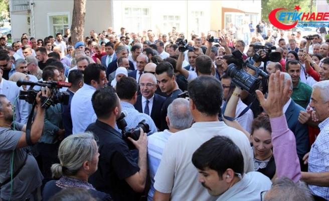 'Cumhurbaşkanımız önderliğinde devam eden huzurun sürmesini birlikte sağlayacağız'