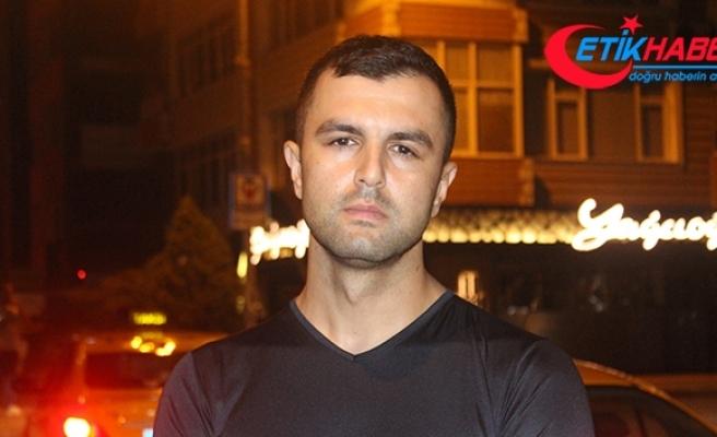 'Değnekçilere' para ödemek istemeyen taksiciye saldırı iddiası