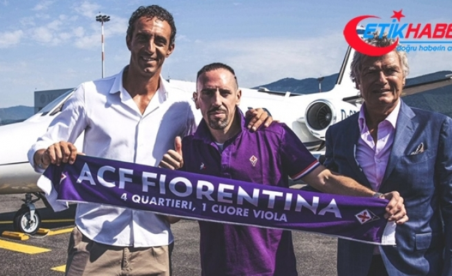 Franck Ribery, Fiorentina'da