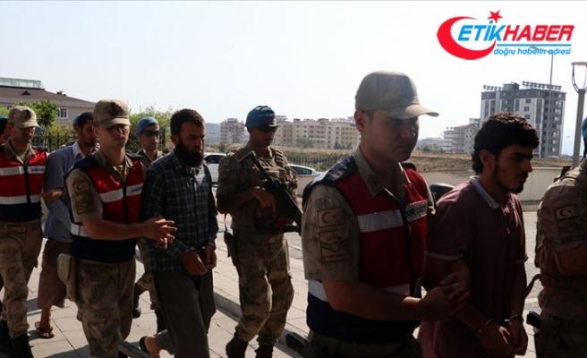 Hatay'da DEAŞ operasyonu: 22 gözaltı