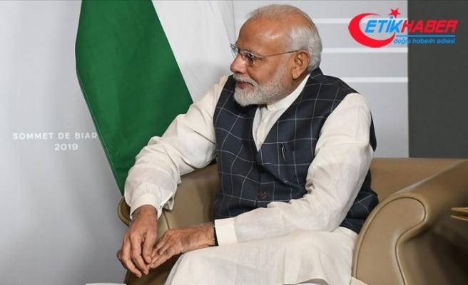 Hindistan Başbakanı Modi Keşmir konusunda ara bulucu istemiyor