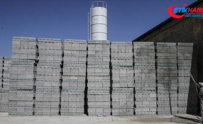 İnşaat Malzemeleri Sanayi Bileşik Endeksi'nde toparlanma başladı