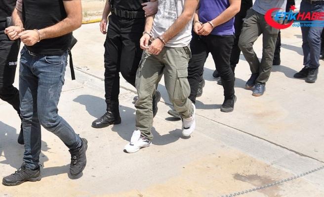 Ankara merkezli 8 ilde FETÖ operasyonu: 14 gözaltı