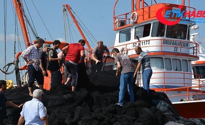 Karadenizli balıkçılar 'Vira Bismillah' demek için gün sayıyor
