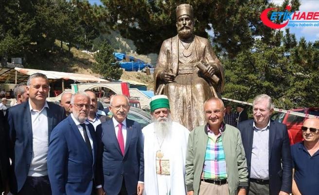 Kılıçdaroğlu Arnavutluk'ta Tomor Dağı Etkinlikleri'ne katıldı