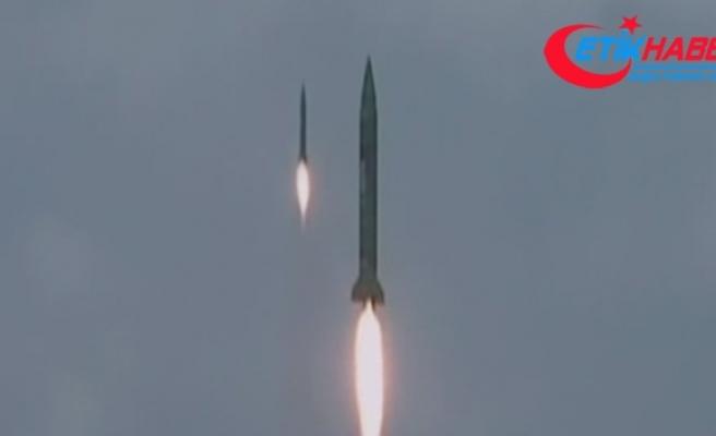 Kuzey Kore durmuyor! 9 günde 3'üncü deneme...