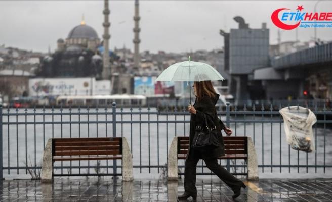Marmara'da öğleden sonra sağanak bekleniyor