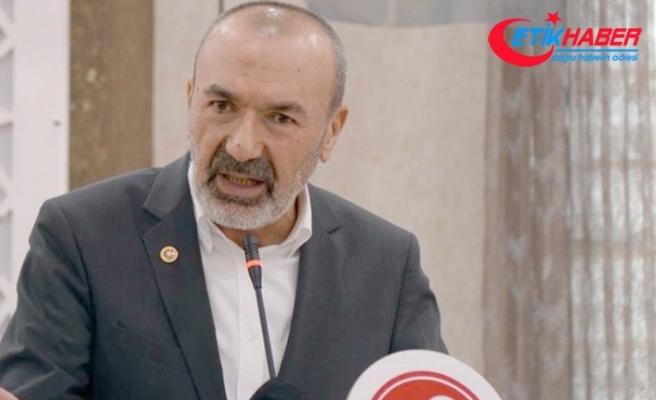MHP'li Yıldırım: Teröristin kravatlısıyla ittifak kuranlar MHP'ye alçakça taarruz ediyor