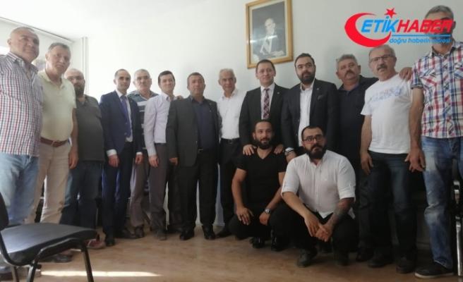 MHP Lideri Bahçeli'nin çağrısına uydular, MHP'ye katıldılar